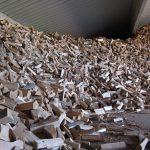 Trockenholzlager